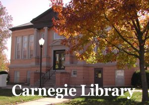 Carnegie Library - St. Joseph, MO