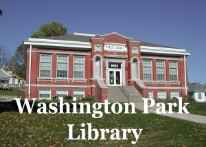 Washington Park Library - St. Joseph, MO