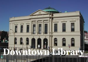 Downtown St. Joseph Library