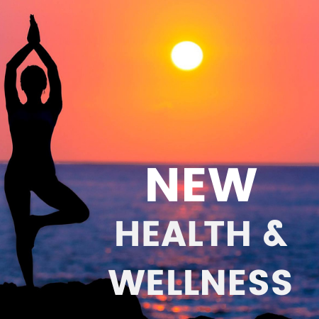 New Health and Wellness books for adults