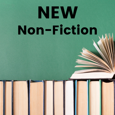 New non fiction books for adults