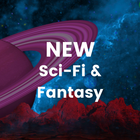 New Science Fiction and Fantasy Books for Adults