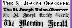 Historic Newspapers from the St. Joseph Public Library